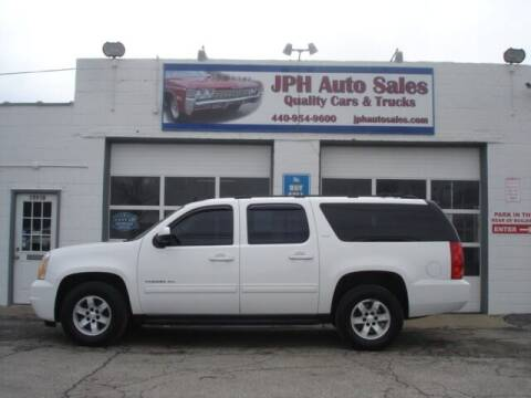 2010 GMC Yukon XL for sale at JPH Auto Sales in Eastlake OH
