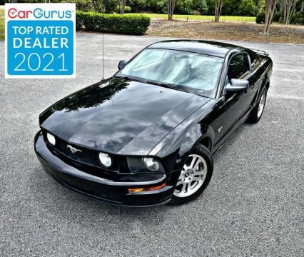 2006 Ford Mustang for sale at Brothers Auto Sales of Conway in Conway SC