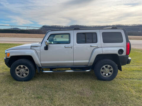 2008 HUMMER H3 for sale at SCENIC SALES LLC in Arena WI