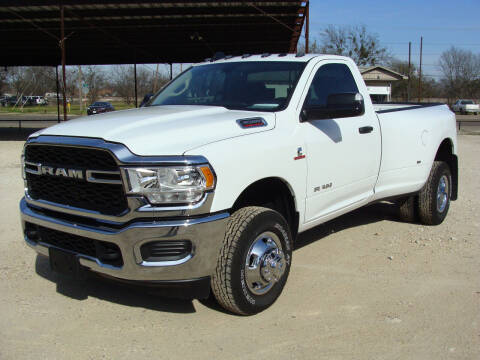 2020 RAM Ram Pickup 3500 for sale at Texas Truck Deals in Corsicana TX