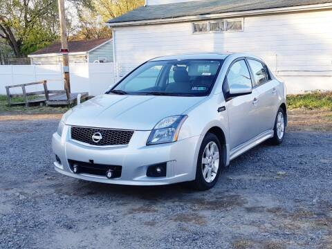 2012 Nissan Sentra for sale at MMM786 Inc. in Wilkes Barre PA