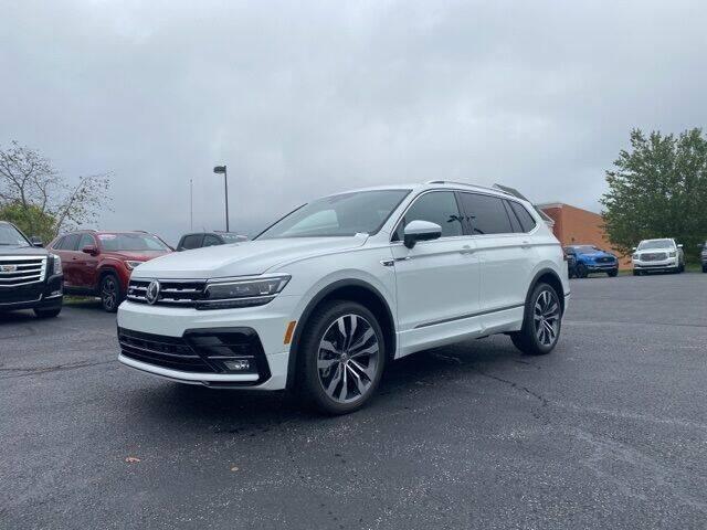 2021 Volkswagen Tiguan for sale in Bloomington, IN