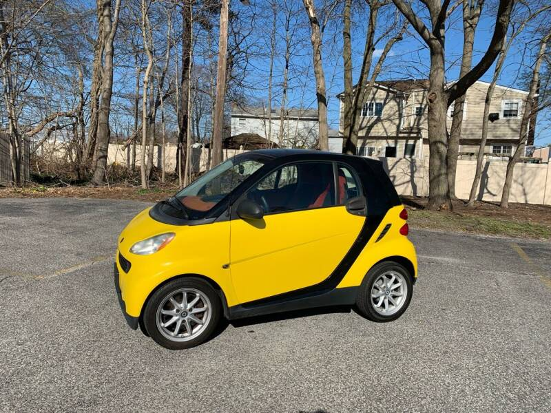 2008 Smart fortwo for sale at Long Island Exotics in Holbrook NY