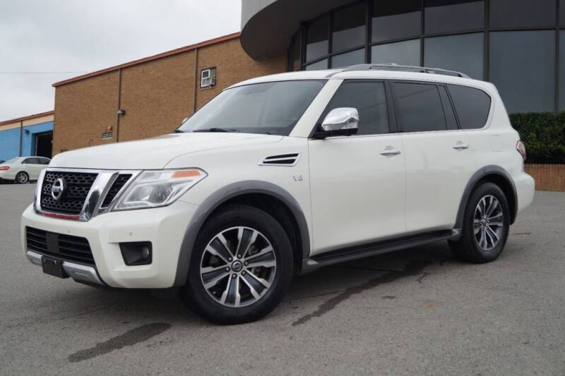2017 Nissan Armada for sale at Next Ride Motors in Nashville TN