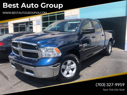 2020 RAM Ram Pickup 1500 Classic for sale at Best Auto Group in Chantilly VA