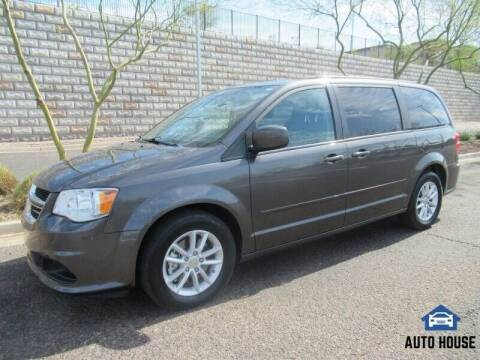 2016 Dodge Grand Caravan for sale at MyAutoJack.com @ Auto House in Tempe AZ