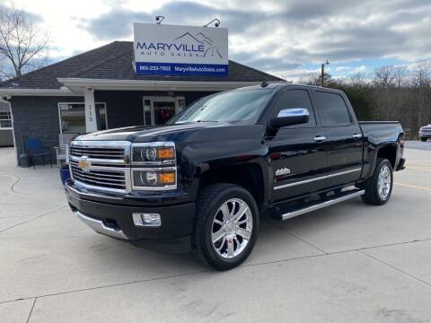2014 Chevrolet Silverado 1500 for sale at Maryville Auto Sales in Maryville TN