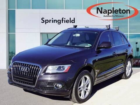 2016 Audi Q5 for sale at Napleton Autowerks in Springfield MO