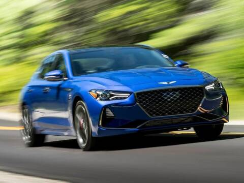 2019 Genesis G70 for sale at Access Auto Direct in Baldwin NY