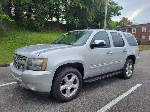2010 Chevrolet Tahoe for sale at Thompson Auto Sales Inc in Knoxville TN