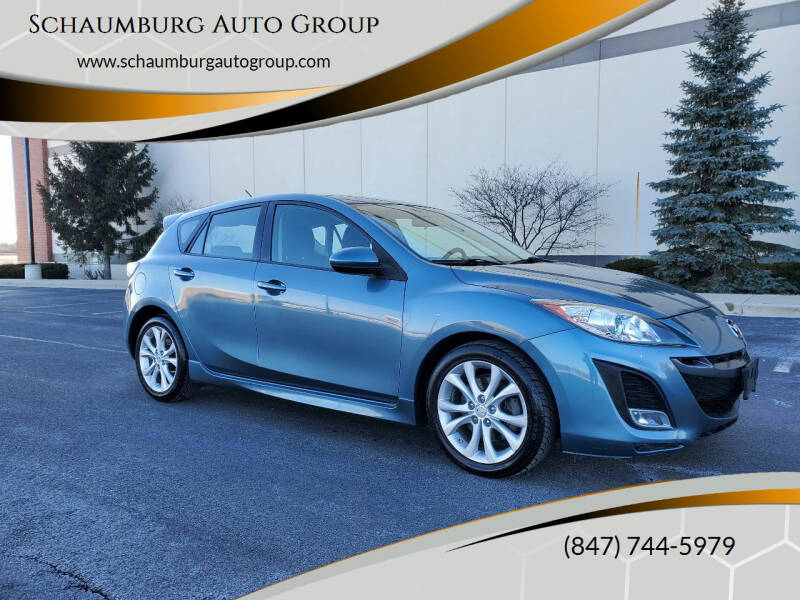 2010 Mazda MAZDA3 for sale at Schaumburg Auto Group in Schaumburg IL