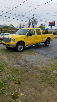 2005 Ford F-250 Super Duty for sale at Country Auto Sales in Boardman OH