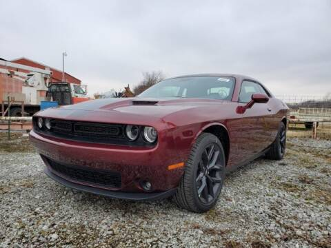 2021 Dodge Challenger for sale at Vance Fleet Services in Guthrie OK