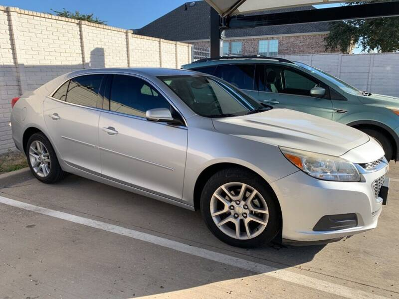 2014 Chevrolet Malibu for sale at Excellence Auto Direct in Euless TX
