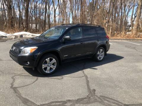 2008 Toyota RAV4 for sale at Chris Auto South in Agawam MA