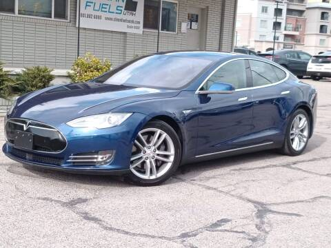 2015 Tesla Model S for sale at Clean Fuels Utah - SLC in Salt Lake City UT
