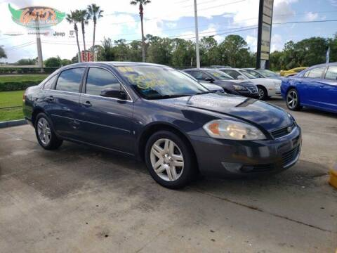 2008 Chevrolet Impala for sale at GATOR'S IMPORT SUPERSTORE in Melbourne FL
