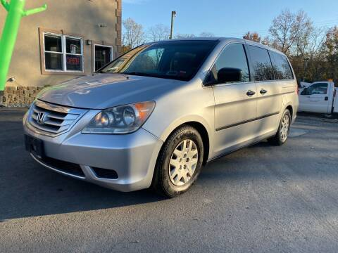 2010 Honda Odyssey for sale at Euro 1 Wholesale in Fords NJ