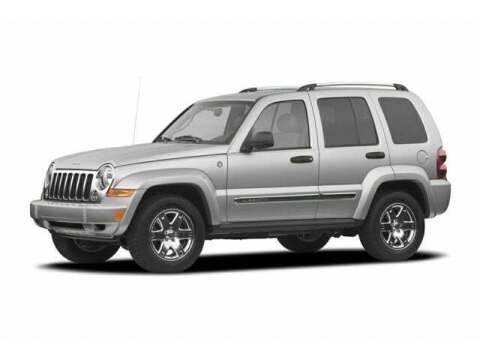 2006 Jeep Liberty for sale at 495 Chrysler Jeep Dodge Ram in Lowell MA