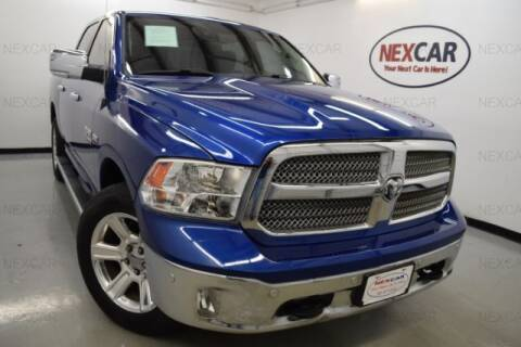 2017 RAM Ram Pickup 1500 for sale at Houston Auto Loan Center in Spring TX