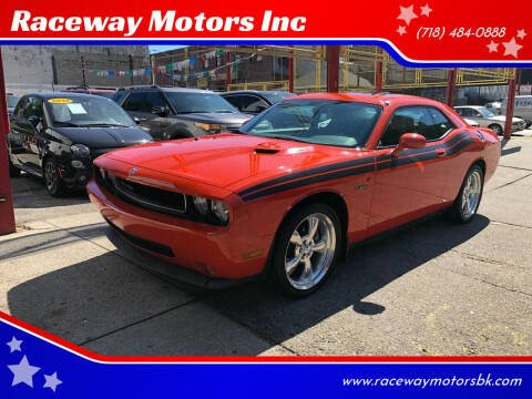 2010 Dodge Challenger for sale at Raceway Motors Inc in Brooklyn NY