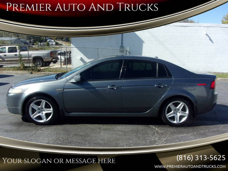 2004 Acura TL for sale at Premier Auto And Trucks in Independence MO