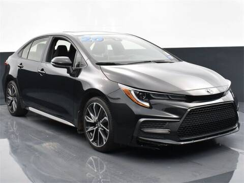 2020 Toyota Corolla for sale at Tim Short Auto Mall in Corbin KY