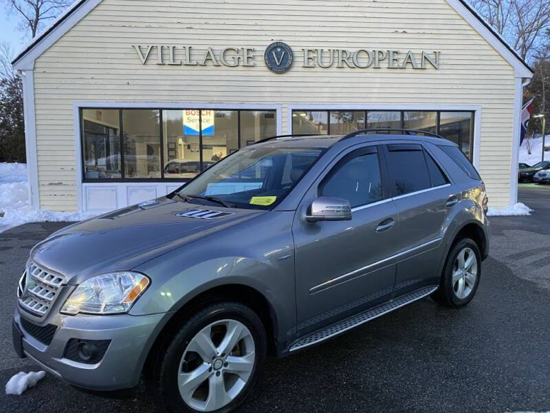 2011 Mercedes-Benz M-Class for sale at Village European in Concord MA