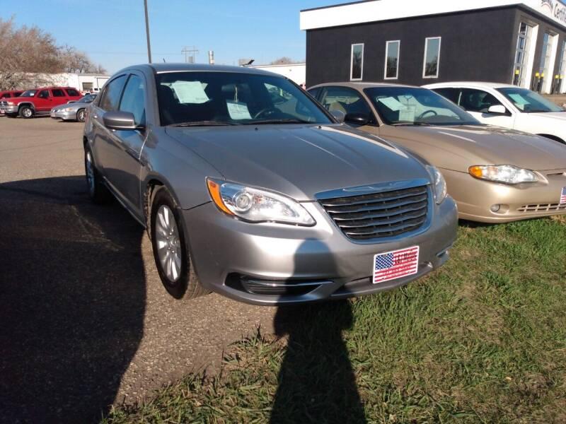 2014 Chrysler 200 for sale at L & J Motors in Mandan ND