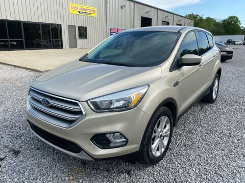 2017 Ford Escape for sale at Alpha Automotive in Odenville AL