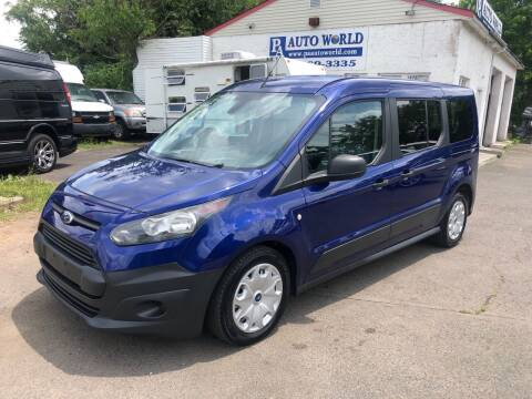 2014 Ford Transit Connect Wagon for sale at PA Auto World in Levittown PA