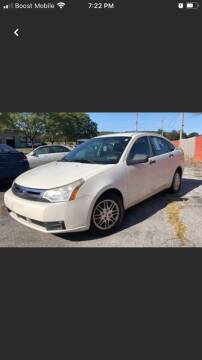 2010 Ford Focus for sale at HW Auto Wholesale in Norfolk VA