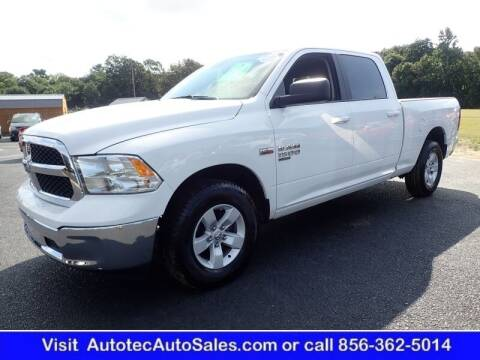 2019 RAM Ram Pickup 1500 Classic for sale at Autotec Auto Sales in Vineland NJ