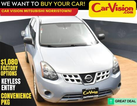 2015 Nissan Rogue Select for sale at Car Vision Mitsubishi Norristown in Norristown PA