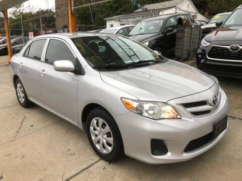 2012 Toyota Corolla for sale at Sylhet Motors in Jamaica NY