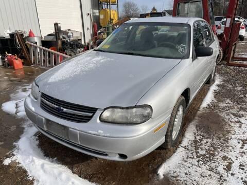 2001 Chevrolet Malibu for sale at Al's Auto Inc. in Bruce Crossing MI