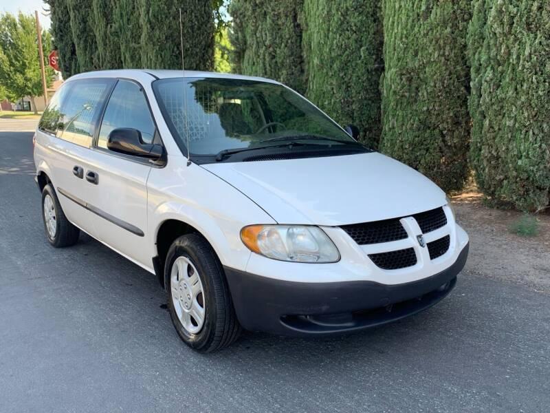 2003 Dodge Caravan for sale at River City Auto Sales Inc in West Sacramento CA