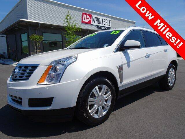 2015 Cadillac SRX for sale at Wholesale Direct in Wilmington NC