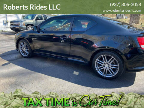2013 Scion tC for sale at Roberts Rides LLC in Franklin OH