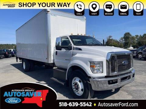 2022 Ford F-650 Super Duty for sale at Autosaver Ford in Comstock NY