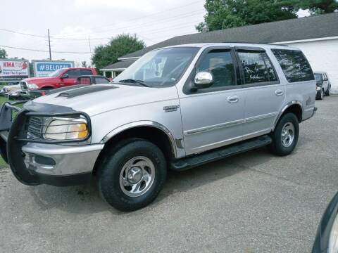 1997 Ford Expedition for sale at Easy Does It Auto Sales in Newark OH