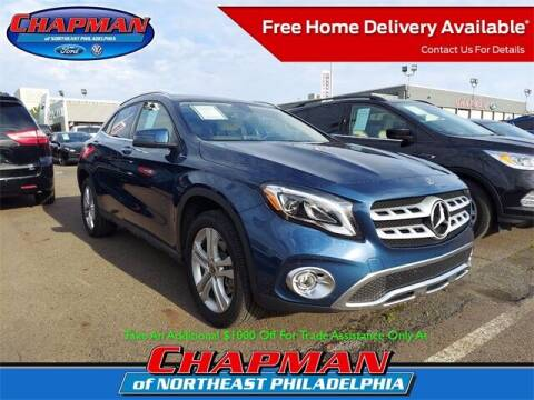 2020 Mercedes-Benz GLA for sale at CHAPMAN FORD NORTHEAST PHILADELPHIA in Philadelphia PA