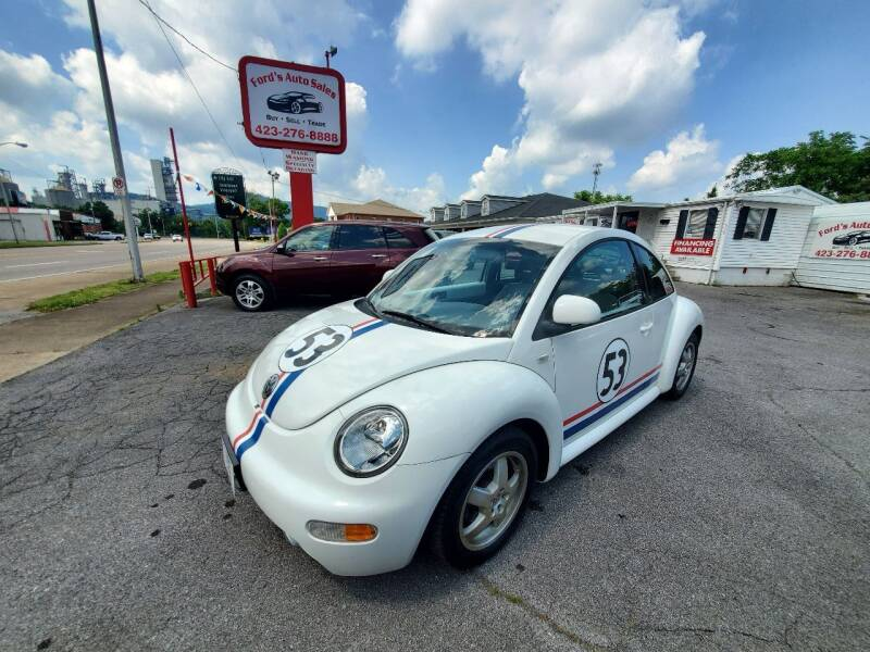 1999 Volkswagen New Beetle for sale at Ford's Auto Sales in Kingsport TN