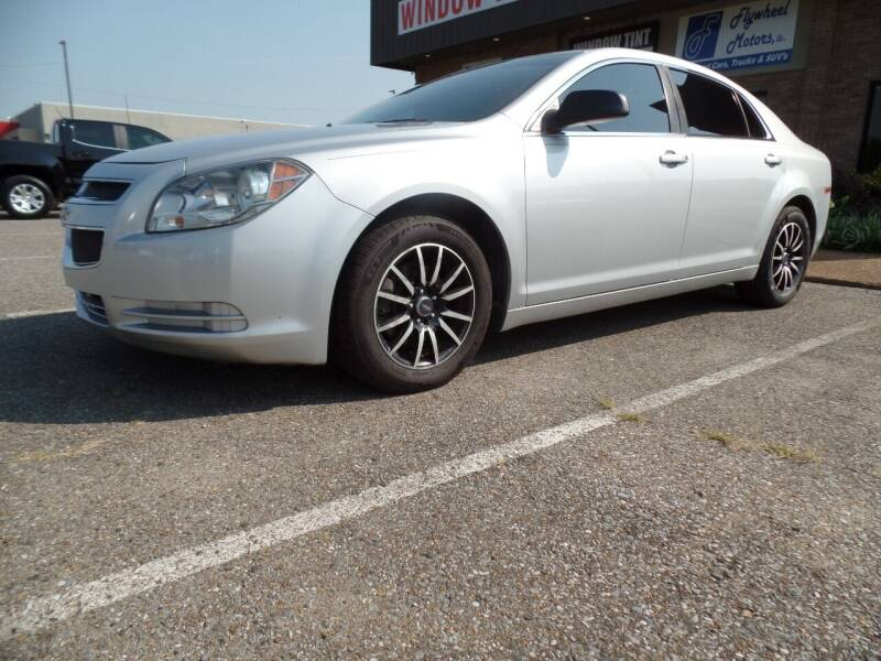 2011 Chevrolet Malibu for sale at Flywheel Motors, llc. in Olive Branch MS