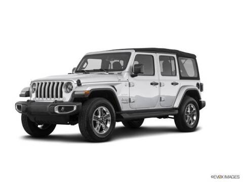 2018 Jeep Wrangler Unlimited for sale at Bellavia Motors Chevrolet Buick in East Rutherford NJ