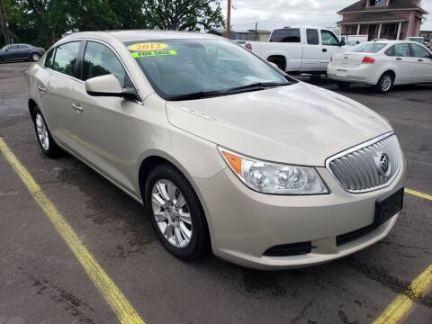 2012 Buick LaCrosse for sale at Low Price Auto and Truck Sales, LLC in Brooks OR