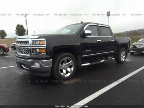2014 Chevrolet Silverado 1500 for sale at Ragins' Dynamic Auto LLC in Brookland AR