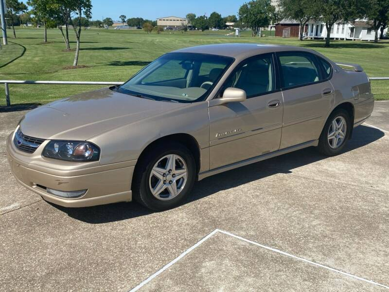 2004 Chevrolet Impala for sale at M A Affordable Motors in Baytown TX