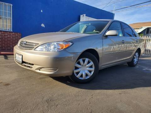 2003 Toyota Camry for sale at GENERATION 1 MOTORSPORTS #1 in Los Angeles CA