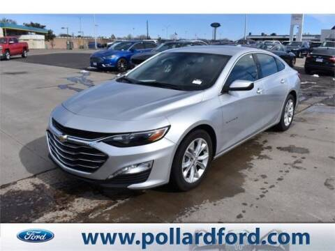 2020 Chevrolet Malibu for sale at South Plains Autoplex by RANDY BUCHANAN in Lubbock TX